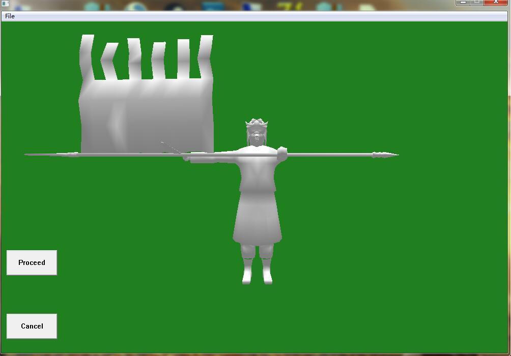 中世纪2全面战争模型转换工具-小火箭mesh格式转换