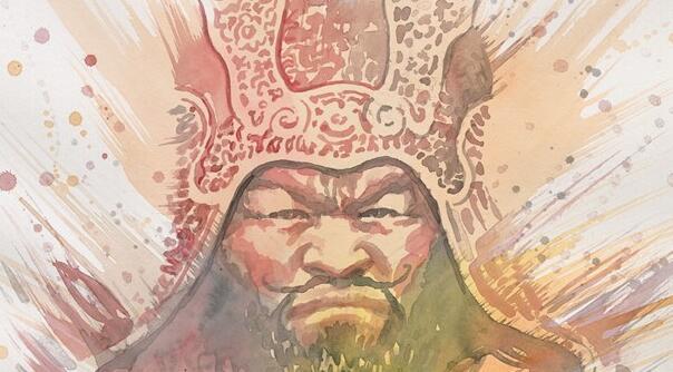 曹操献七星刀刺董卓!《全面战争:三国》官方漫画
