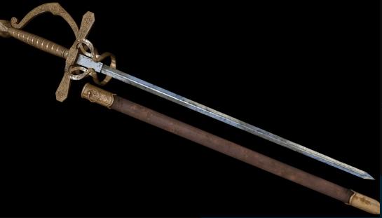 上古卷轴5:天际 埃吉尔的剑
