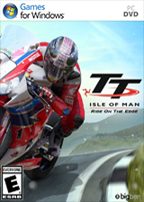 曼岛TT摩托车大赛 中文版