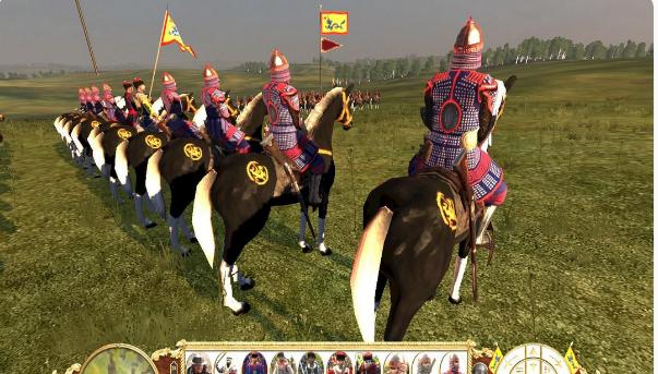 大清MOD1.0:帝国全战